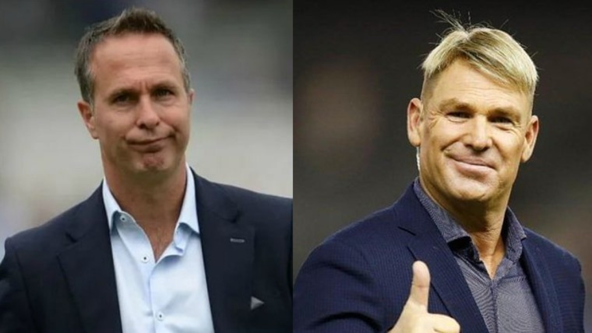 IND vs ENG, 2nd Test: Michael Vaughan calls Chennai pitch 'shocker', Check out Shane Warne's reply