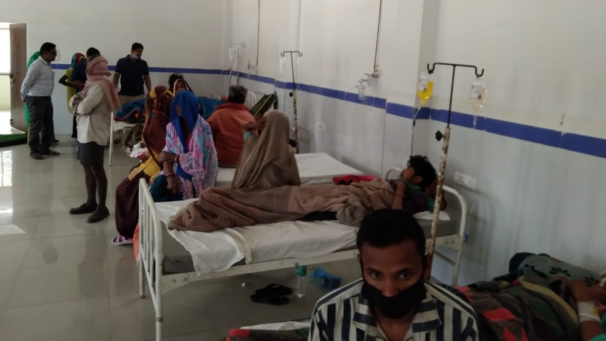 Madhya Pradesh: One killed, nine fall sick in Kukshi after consuming spurious toddy, three minors among victims