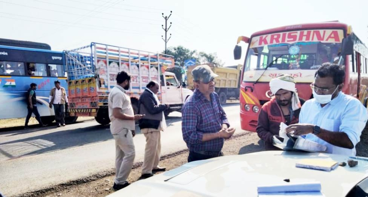 Madhya Pradesh: Bus operators meet conducted in Khandwa post-Sidhi bus tragedy, the concept of safe transportation revised