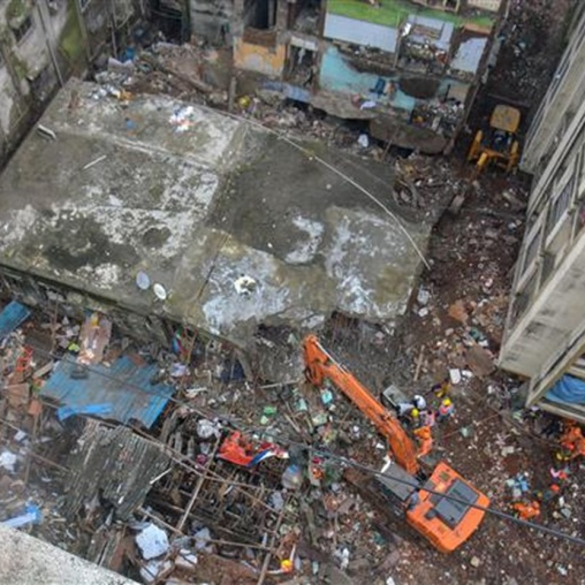 Maharashtra CM Uddhav Thackeray approves financial assistance of Rs 3 lakh for kin of Bhiwandi's Jilani building collapse