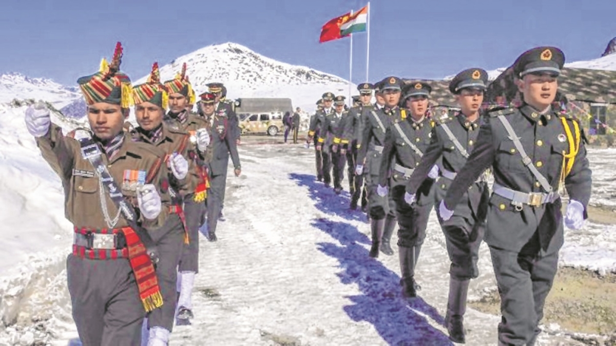 No territory conceded under disengagement pact with China: MEA