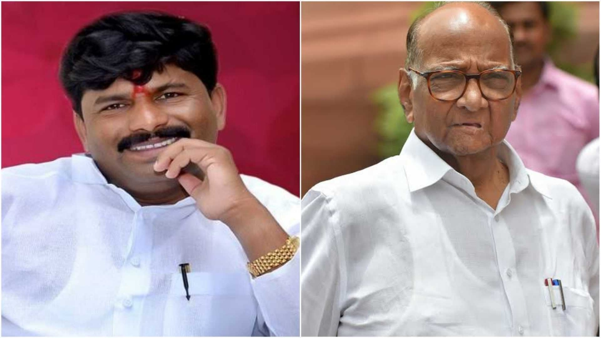 'People didn't want corrupt, casteist like him...': BJP's Gopichand Padalkar after unveiling Ahilyadevi statue ahead of Sharad Pawar's scheduled program