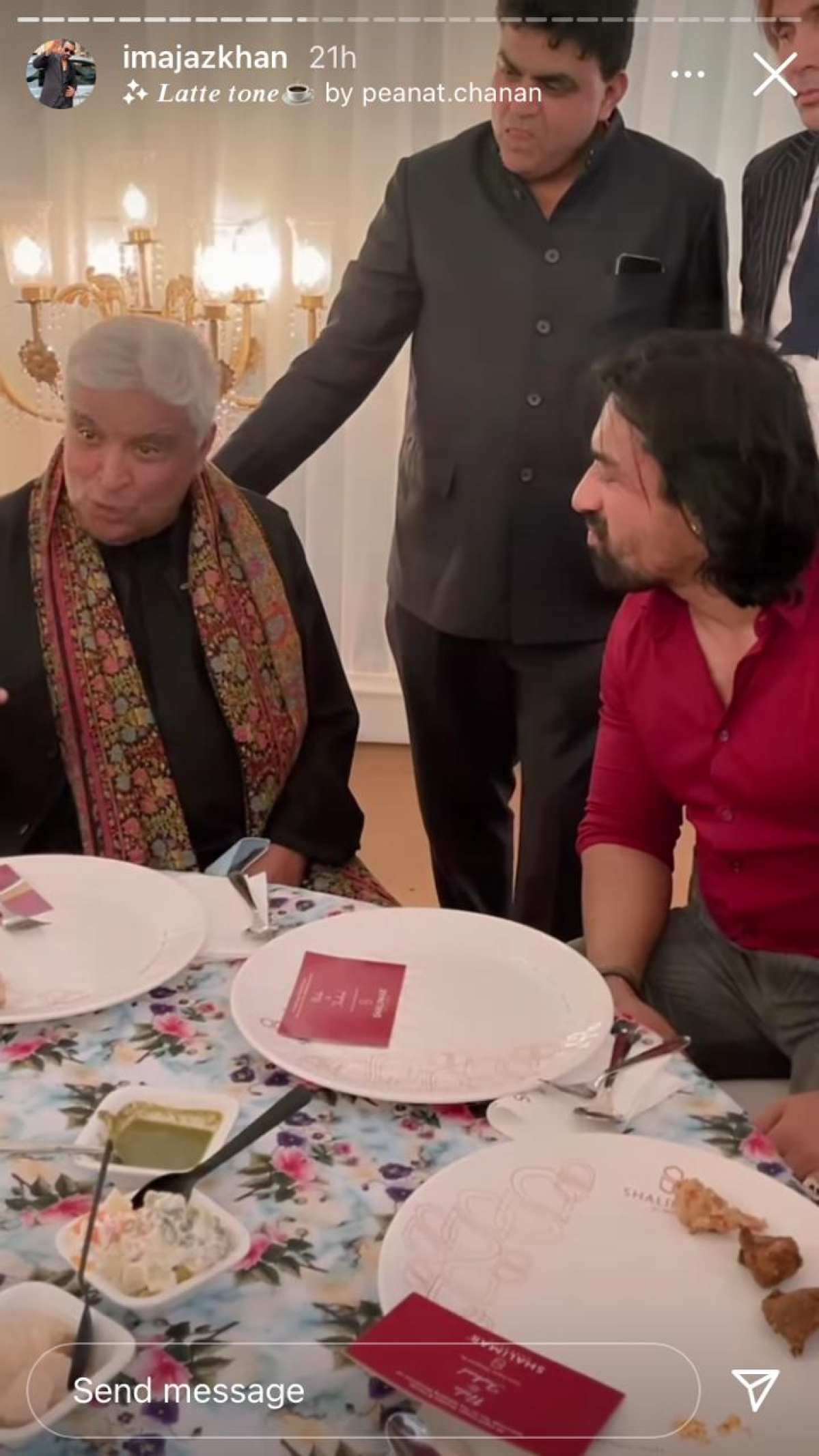 Here's what 'Bigg Boss 7' fame Ajaz Khan did after finding Javed Akhtar's stolen phone