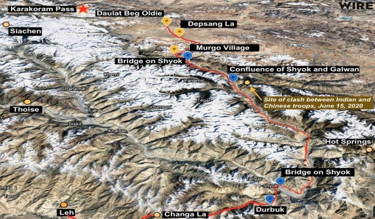 Eastern Ladakh border row: Withdrawal from Depsang challenge