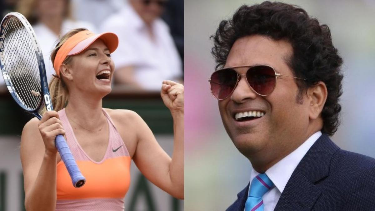 'Sorry we made a mistake': Keralites flood Maria Sharapova's Facebook page after Sachin Tendulkar counters Rihanna
