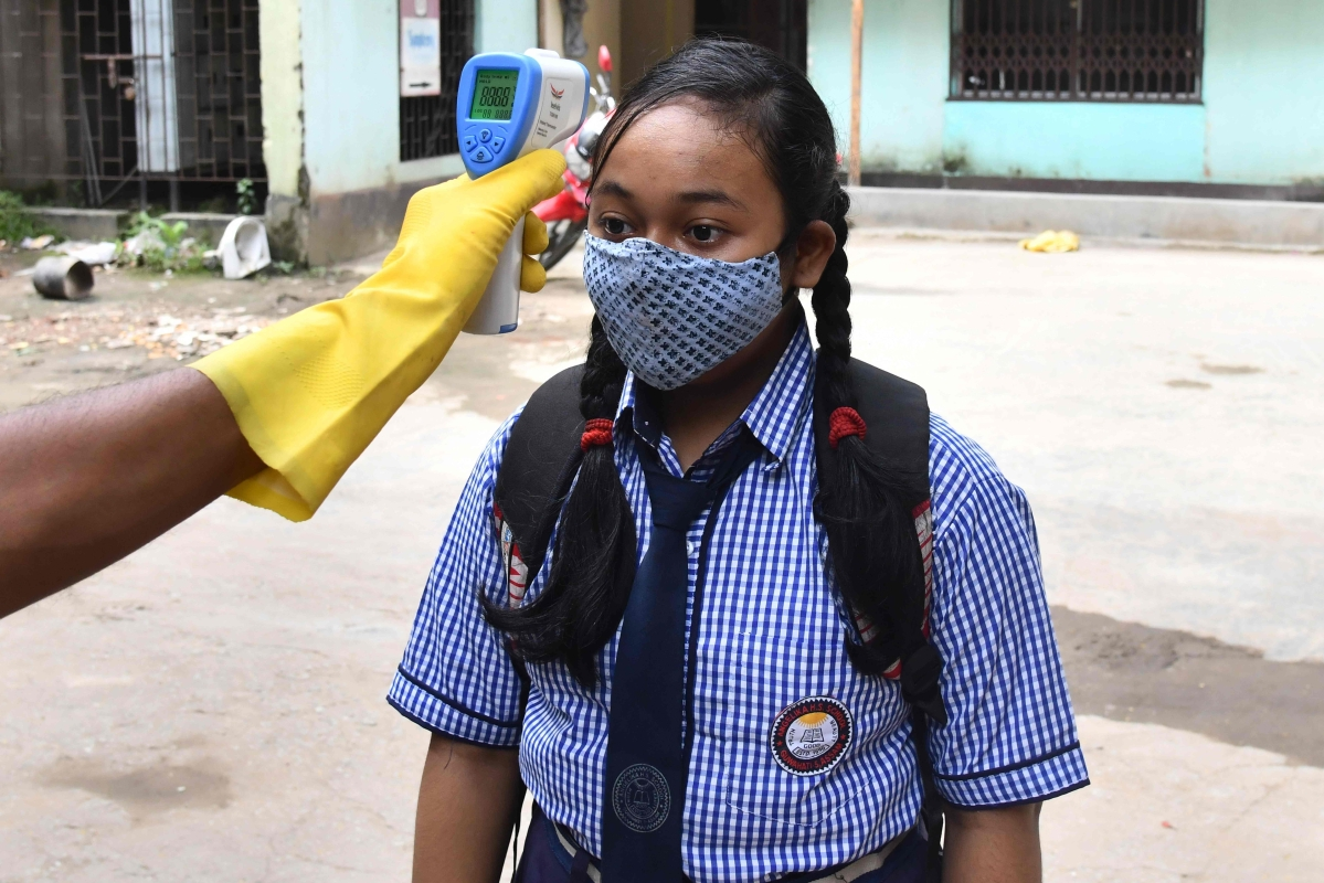 Coronavirus in Maharashtra: Local bodies can keep offline schools shut, says minister Varsha Gaikwad