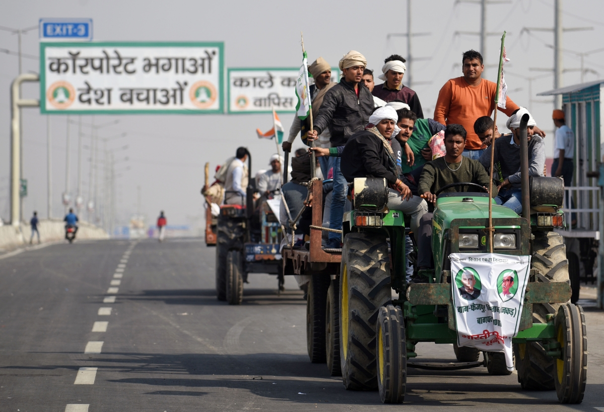 Protesting farmers intensify agitation, announce 4-hour nationwide 'rail roko' on Feb 18