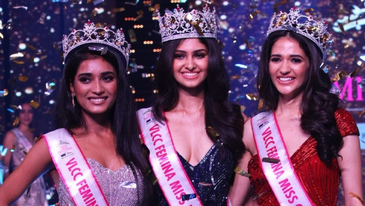 Miss India World 2020 is Manasa Varanasi from Telangana