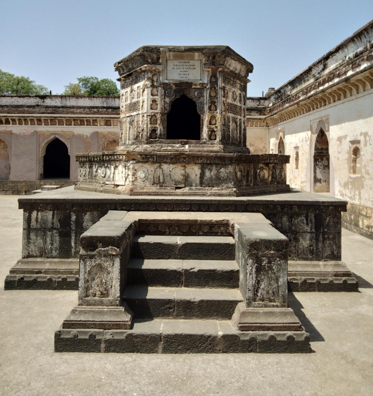 Indore: Bajirao's samadhi lies just 100 from city