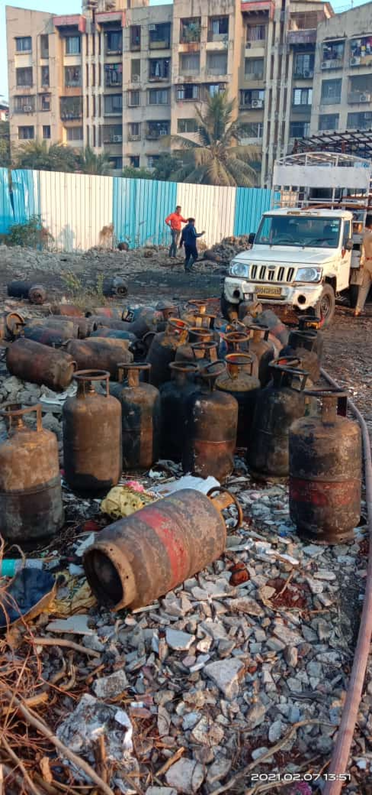 FPJ Exclusive  Mira Bhayandar: MBMC plays blind as LPG blast case exposes misuse of reserved plots