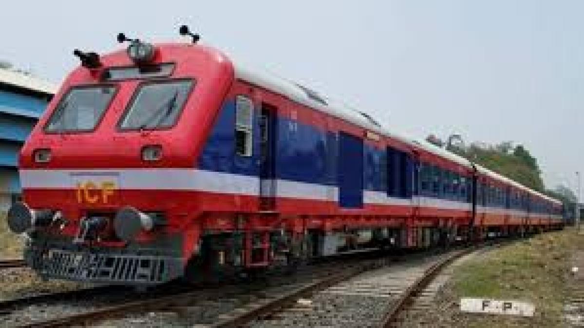 Madhya Pradesh: DEMU train between Ratlam-Dr Ambedkar Nagar and Ratlam–Bhilwara to resume from February 20 as Special DEMU train