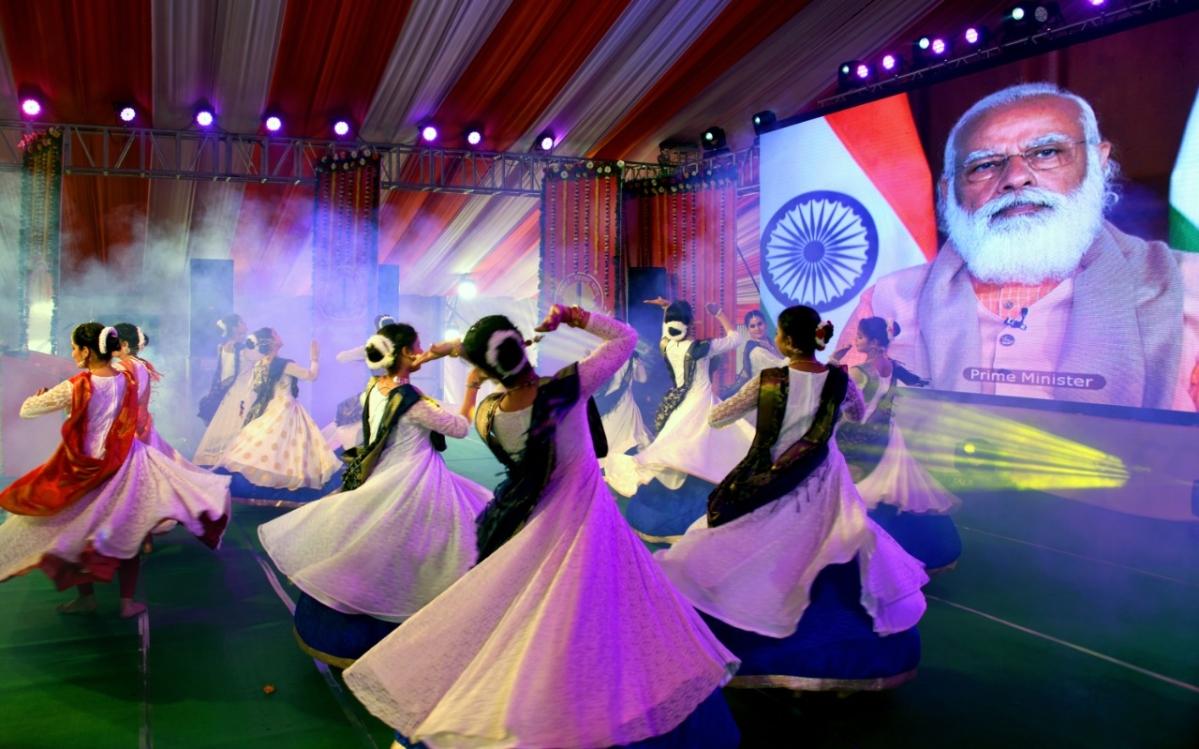 PM Modi inaugurates centenary celebrations of Chauri Chaura event virtually