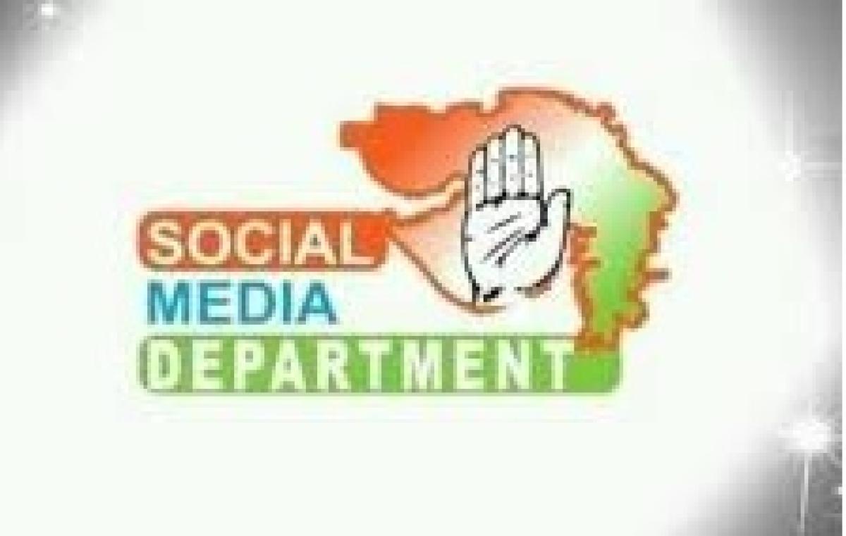 Congress apes social media campaign that gave edge to PM Modi
