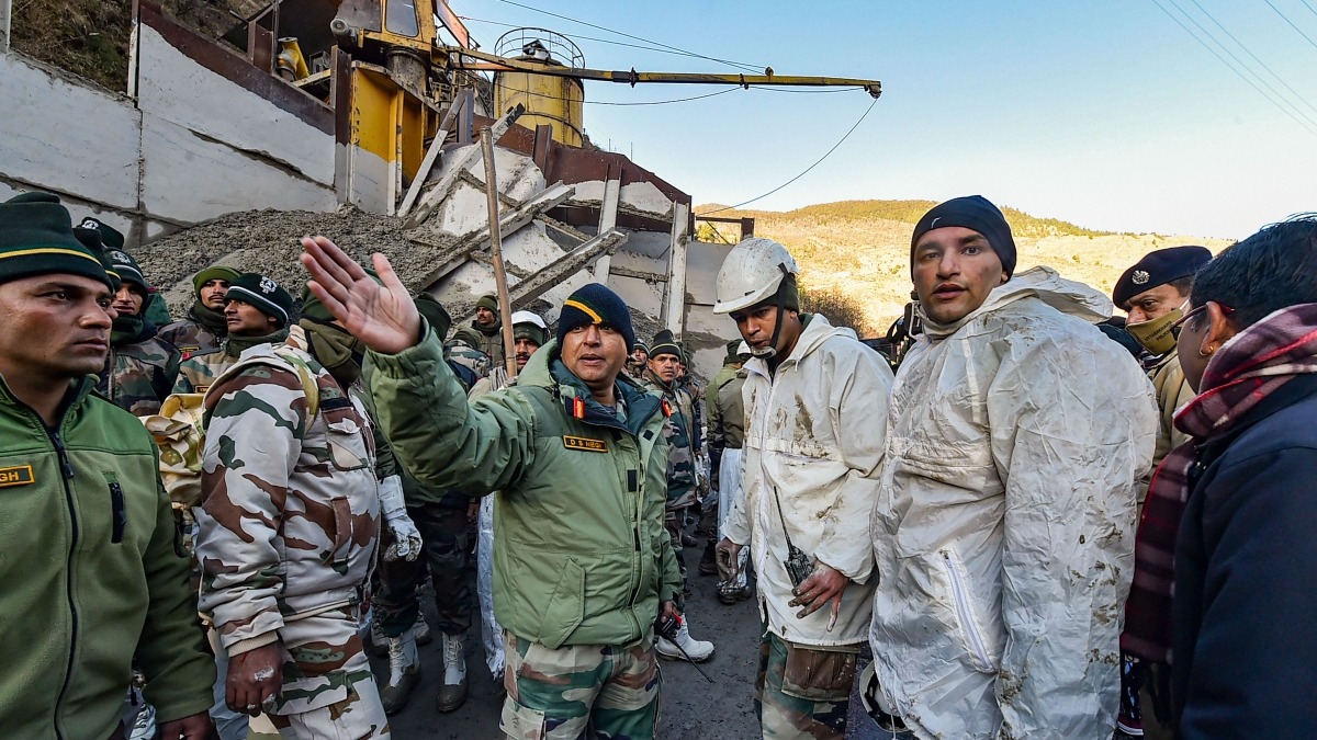 Uttarakhand disaster: IAF deploys Mi-17, 1 Chinook helicopters as rescue operation continues 48 hours after glacier burst