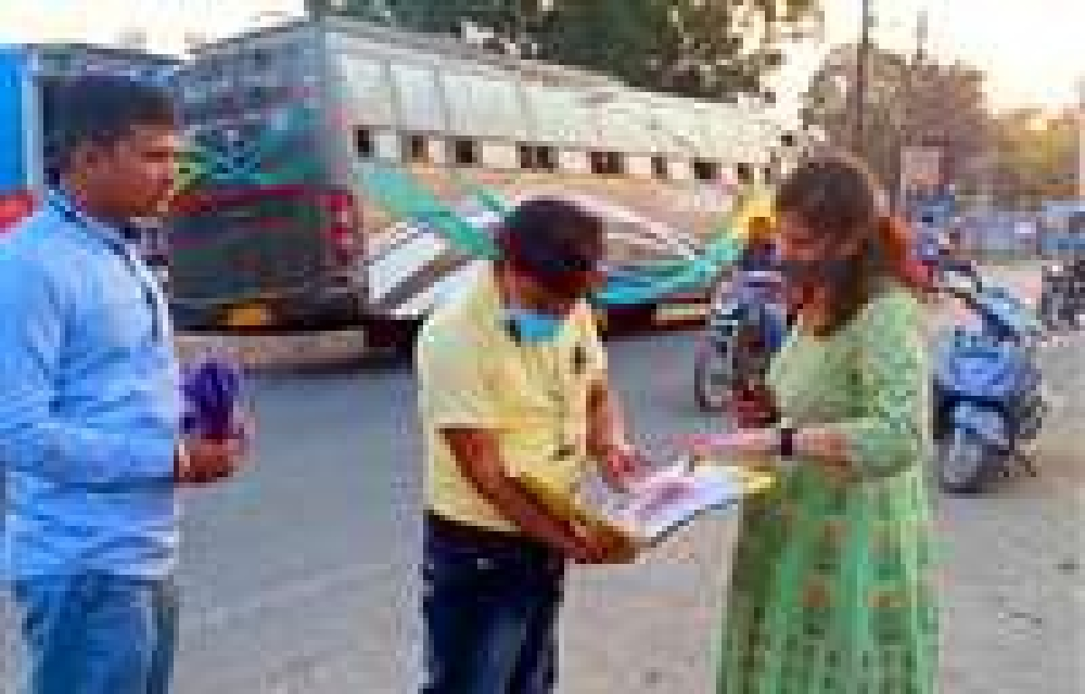 MADHYA PRADESH: Barwani RTO wakes up after Sidhi Bus tragedy