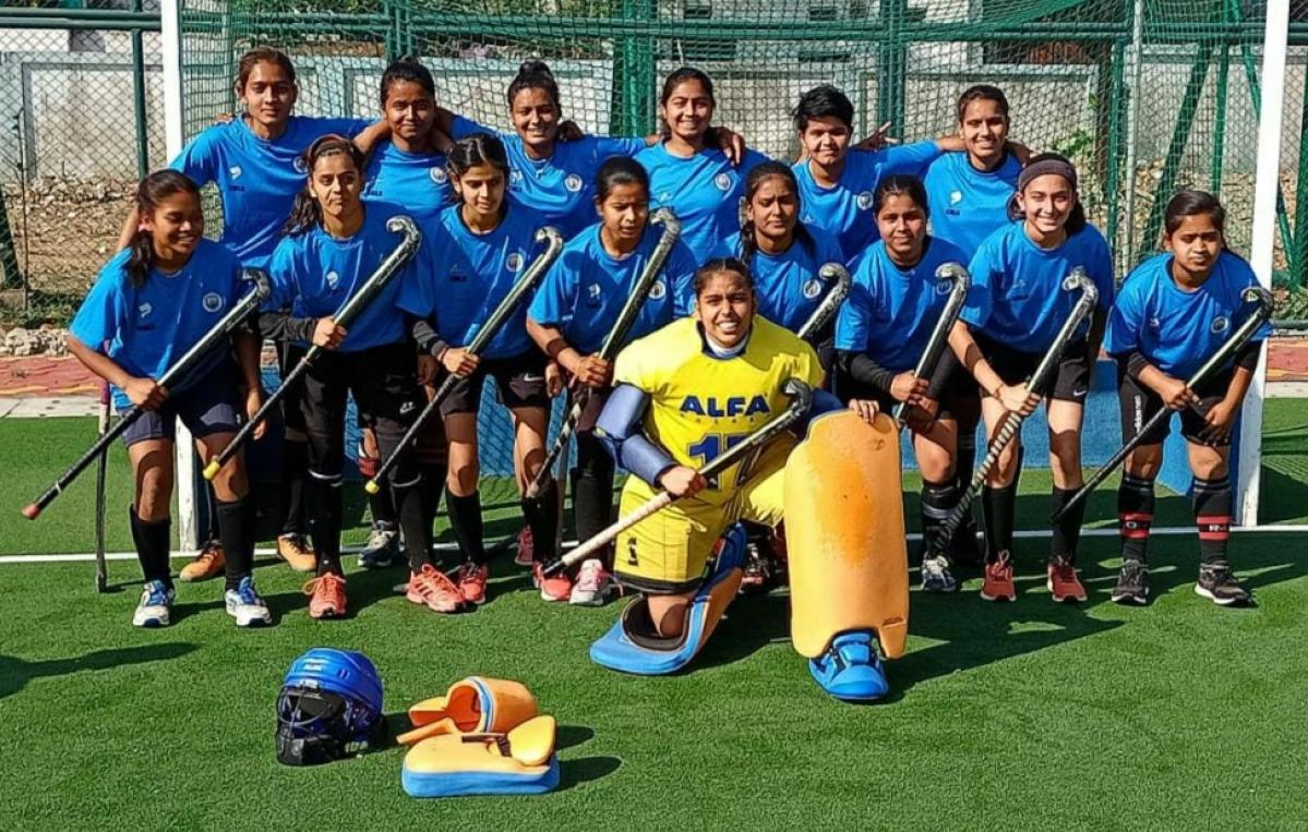 Indore sports update: Hockey Indore beat Dewas team by 9-0