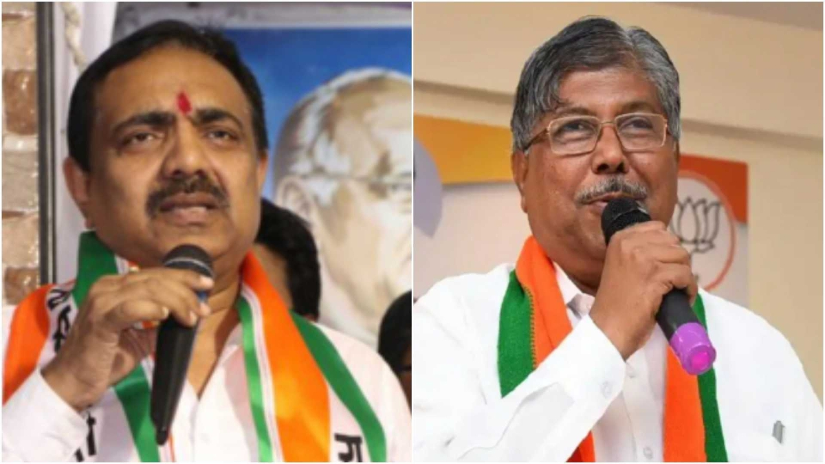 Jayant Patil takes jibe at BJP's Chandrakant Patil, says he won from a seat nurtured by woman MLA