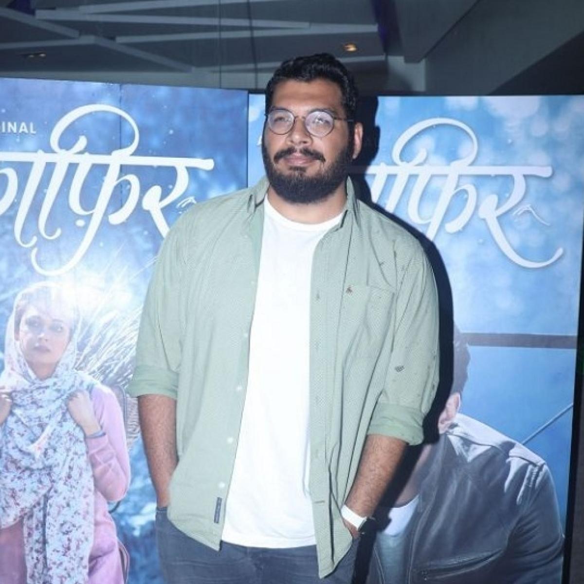 Cinema Journal Exclusive: Kayoze Irani's directorial debut to star Shefali Shah, Manav Kaul