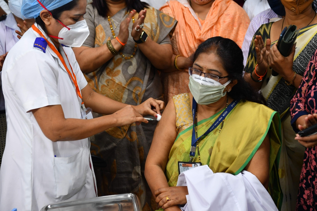 BMC begins second round of  COVID vaccination