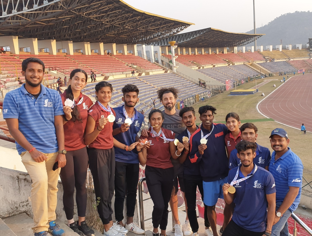 Inspire Institute of Sport Athletes Set 4 National Records at Junior Nationals
