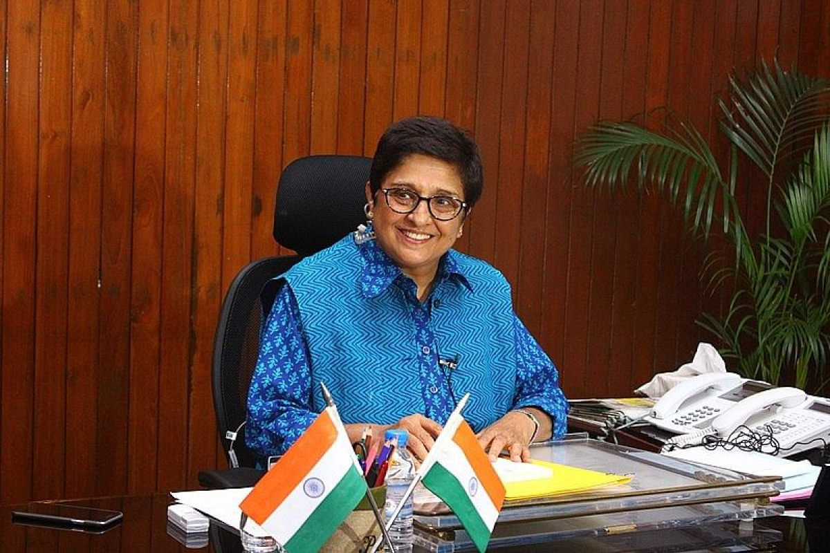 'Whatever work done was sacred duty': Kiran Bedi after being removed as Puducherry LG