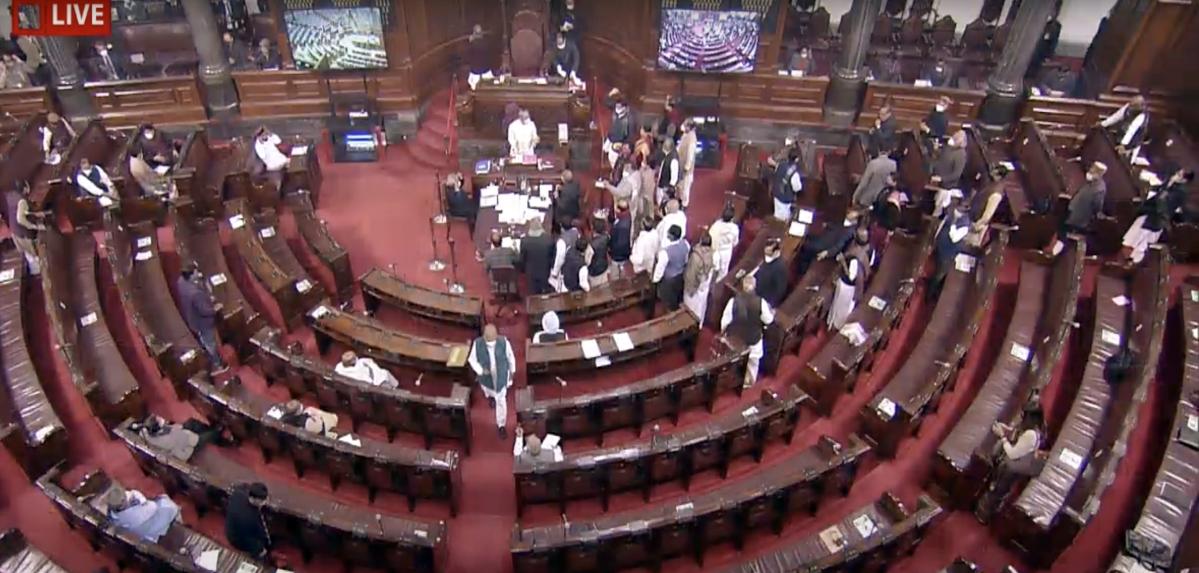 Lok Sabha passes the Jammu and Kashmir Reorganisation (Amendment) Bill, 2021