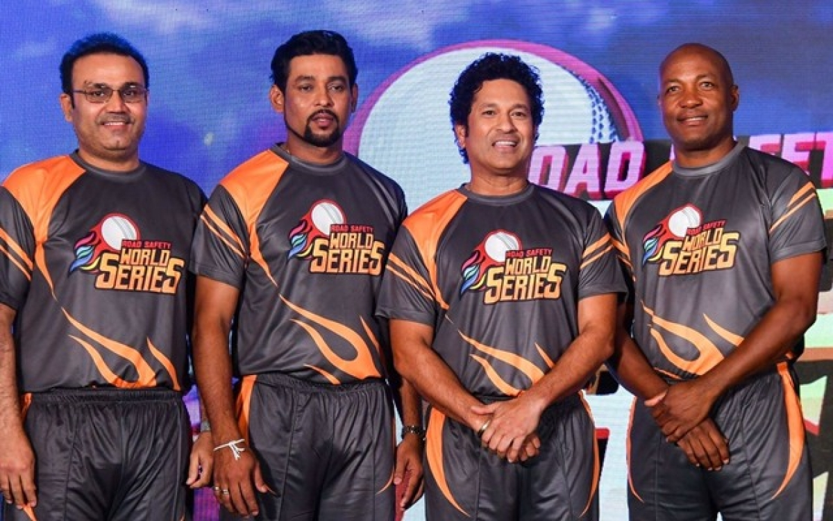 Road Safety World Series cricket from March 11