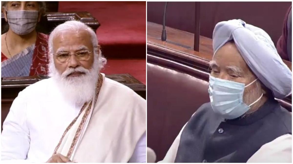 'Manmohan ji said...' Modi quotes former PM to target those taking 'U-turn' over farm laws