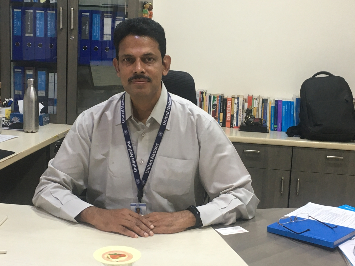 FPJ Exclusive|Child-Centric Budget should be key booster for state's health and economy in long run, says Chhattisgarh Unicef Chief Job Zachariah