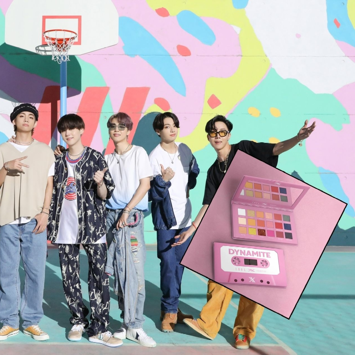 Attention BTS Army! IdolxCosmetics to launch Dynamite Eyeshadow Palette - When and where to buy in India?