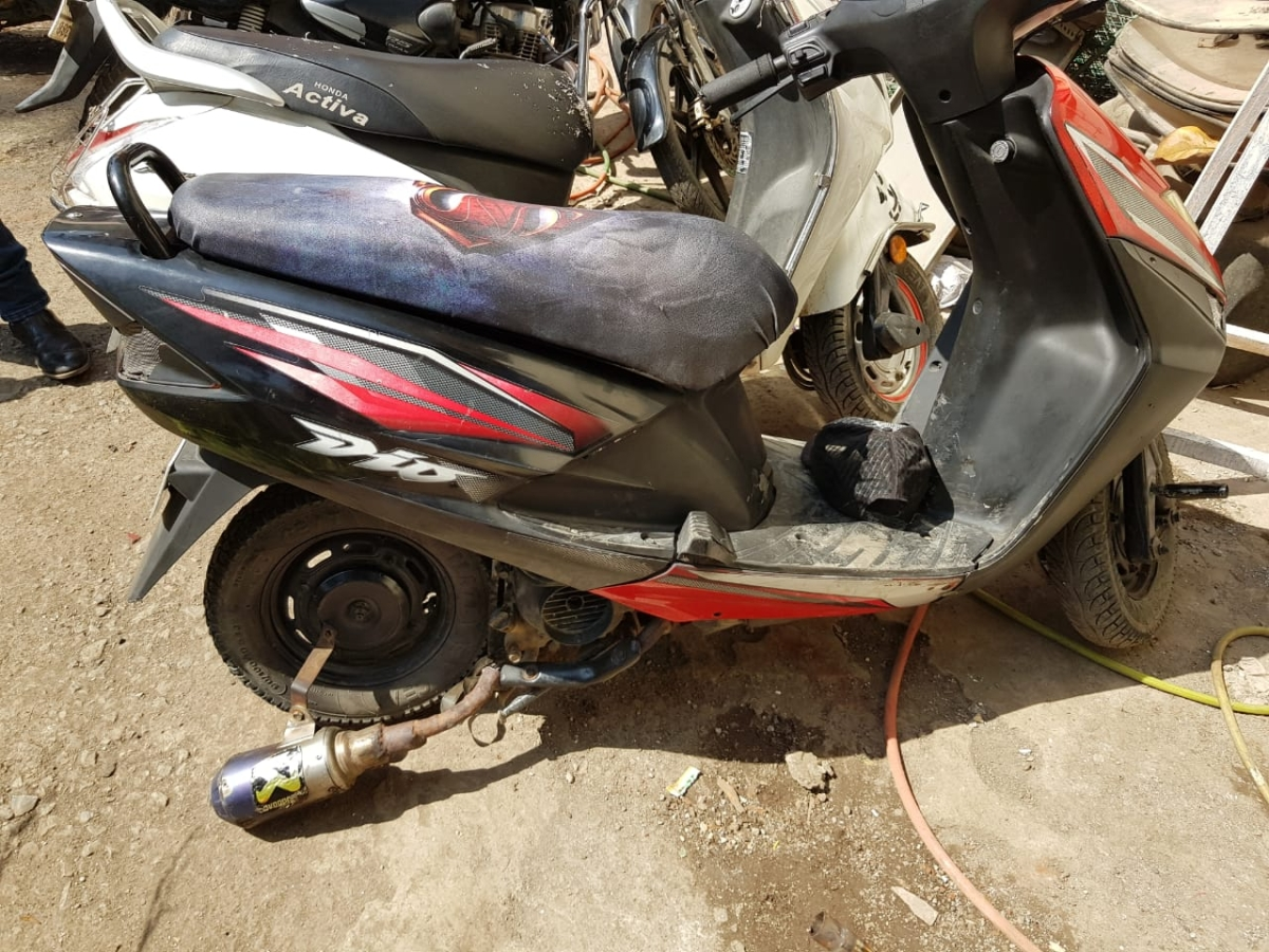 Mira Bhayandar: MBVV cops launch crackdown to silence noisy bikers