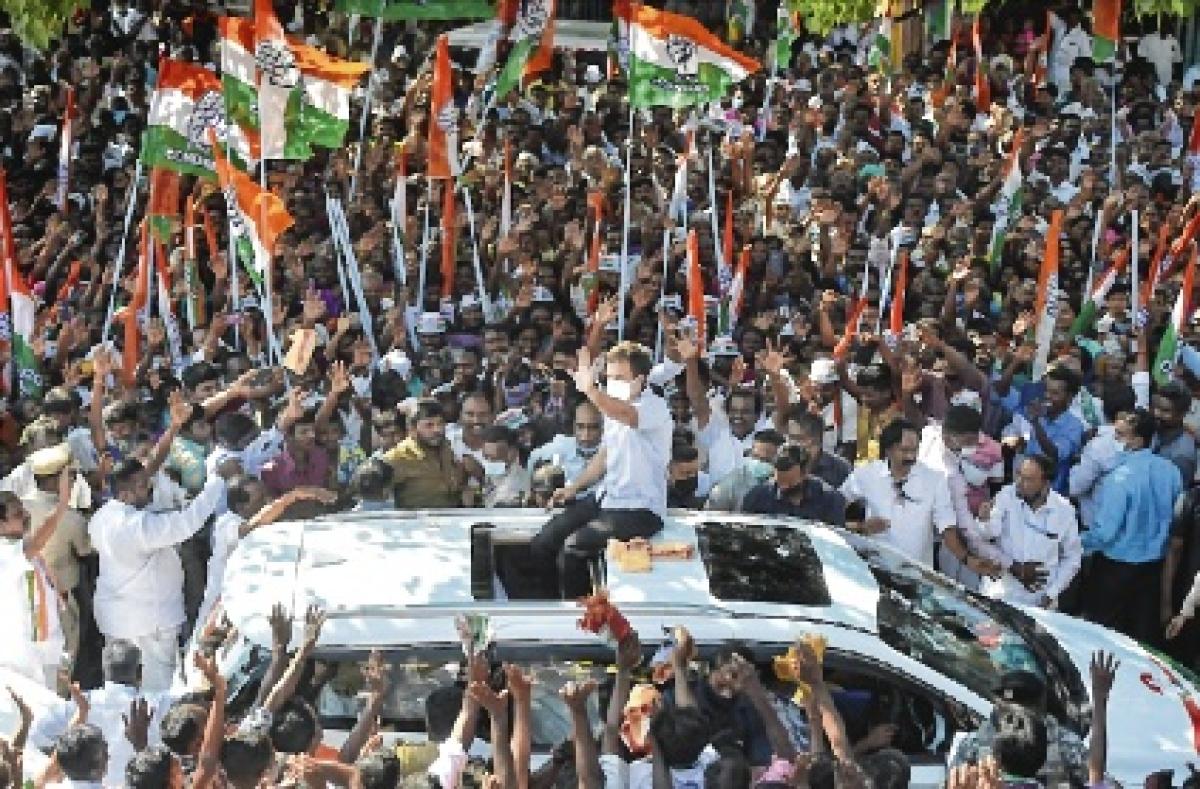 Modi cannot dictate terms to Tamil Nadu people: Rahul Gandhi