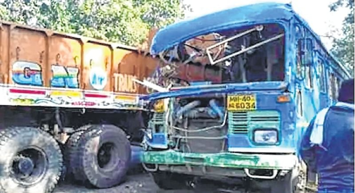 Mumbai: ₹53 lakh payout to man who lost lower limb in a bus-truck mishap