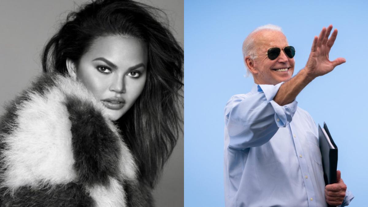 'It's not you, it's me': Joe Biden's POTUS account unfollows Chrissy Tiegen on Twitter - A breakup story