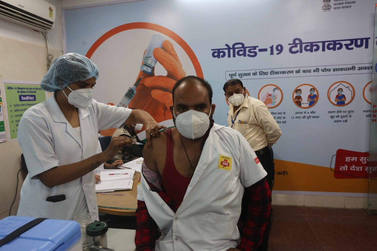 COVID-19 vaccine jab price fixed at Rs 250 at private hospitals: Central Government