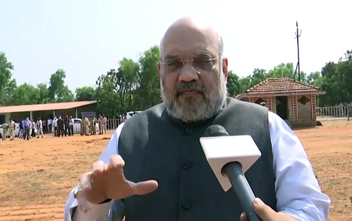 'In greed of power...': Amit Shah slams Uddhav Thackeray, says 'never promised Maha CM post to Shiv Sena'