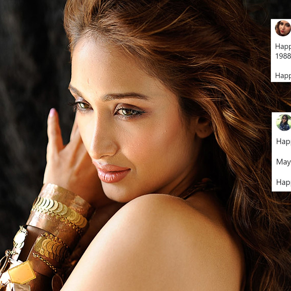 Fans pour in wishes for late actor Jiah Khan on her birth anniversary