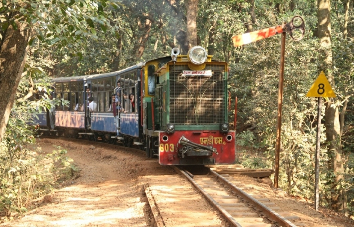 Central Railway's Aman Lodge - Matheran shuttle services help to restore hill station's economy amid COVID-19