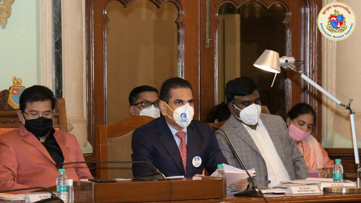 Just an eye-wash: Opposition leaders on BMC budget