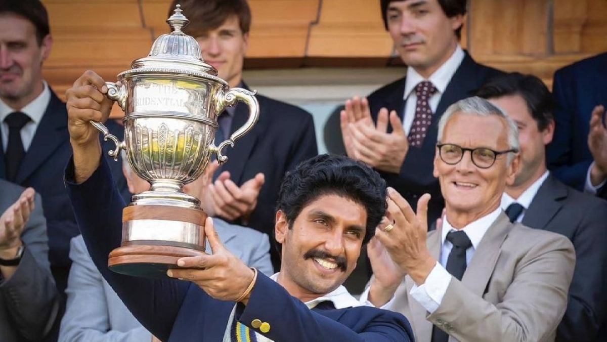 Ranveer Singh-starrer cricket drama '83 to hit theatres on June 4, 2021