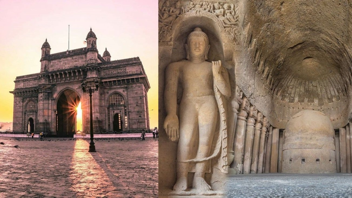 Mumbai: From 'The Gateway of India' to 'Kanheri Caves', here are the Top 10 places to visit