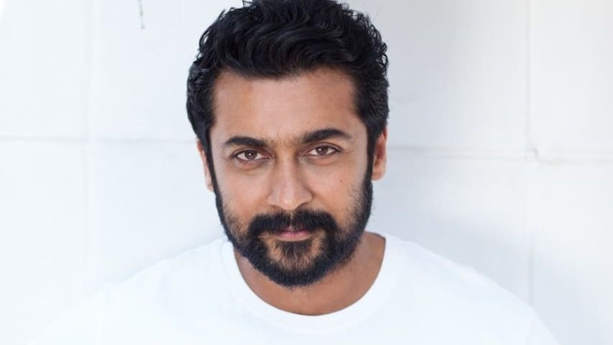 'Soorarai Pottru' actor Suriya tests positive for COVID-19