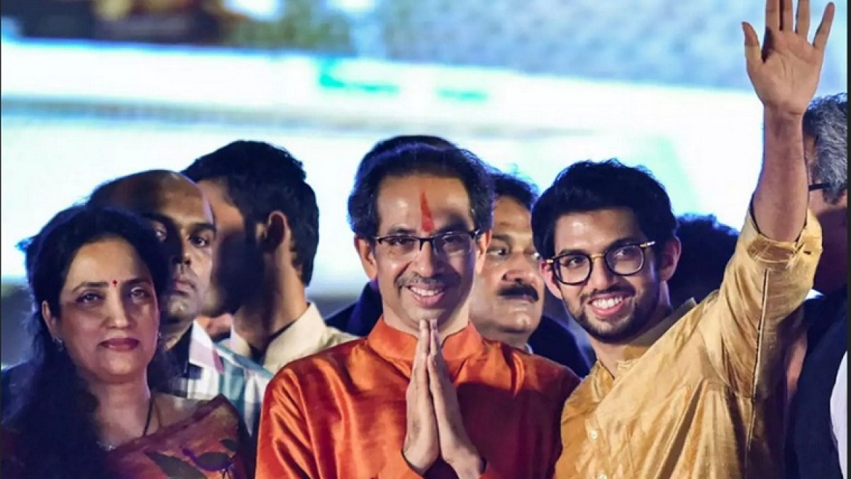 Trail Of The Tiger review: An insightful account of rise of Uddhav Thackeray in politics