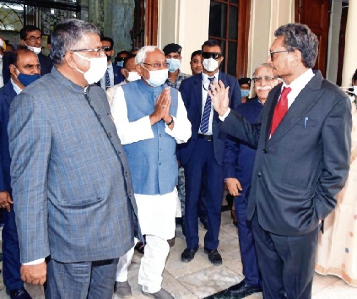 Will not tolerate criticism of judges on social media: Ravi Shankar Prasad