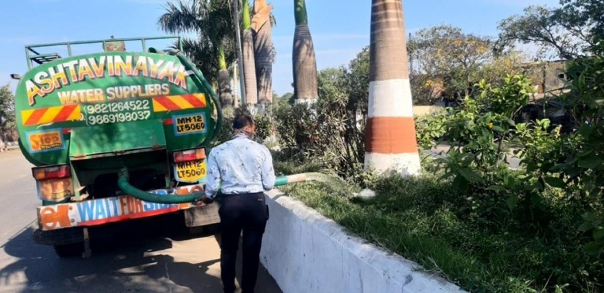 Mira Bhayandar: BJP-Led MBMC opts to spend crores on hired tankers, Sena MLA accuses party of corruption