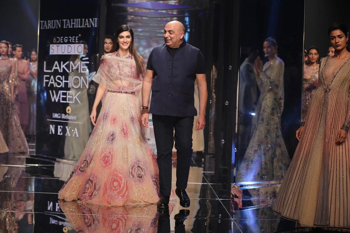 Aditya Birla Fashion partners with Tarun Tahiliani to launch men's ethnic wear brand