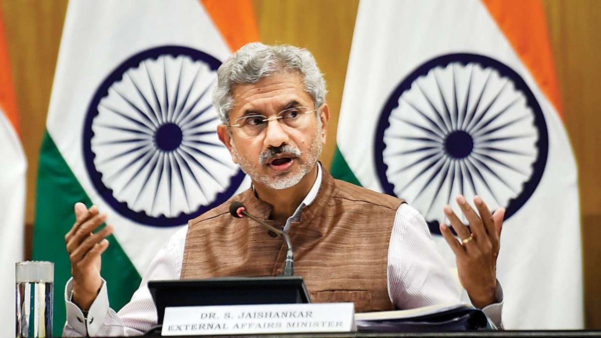 India-Japan partnership has central place in modernisation, development efforts: EAM S Jaishankar
