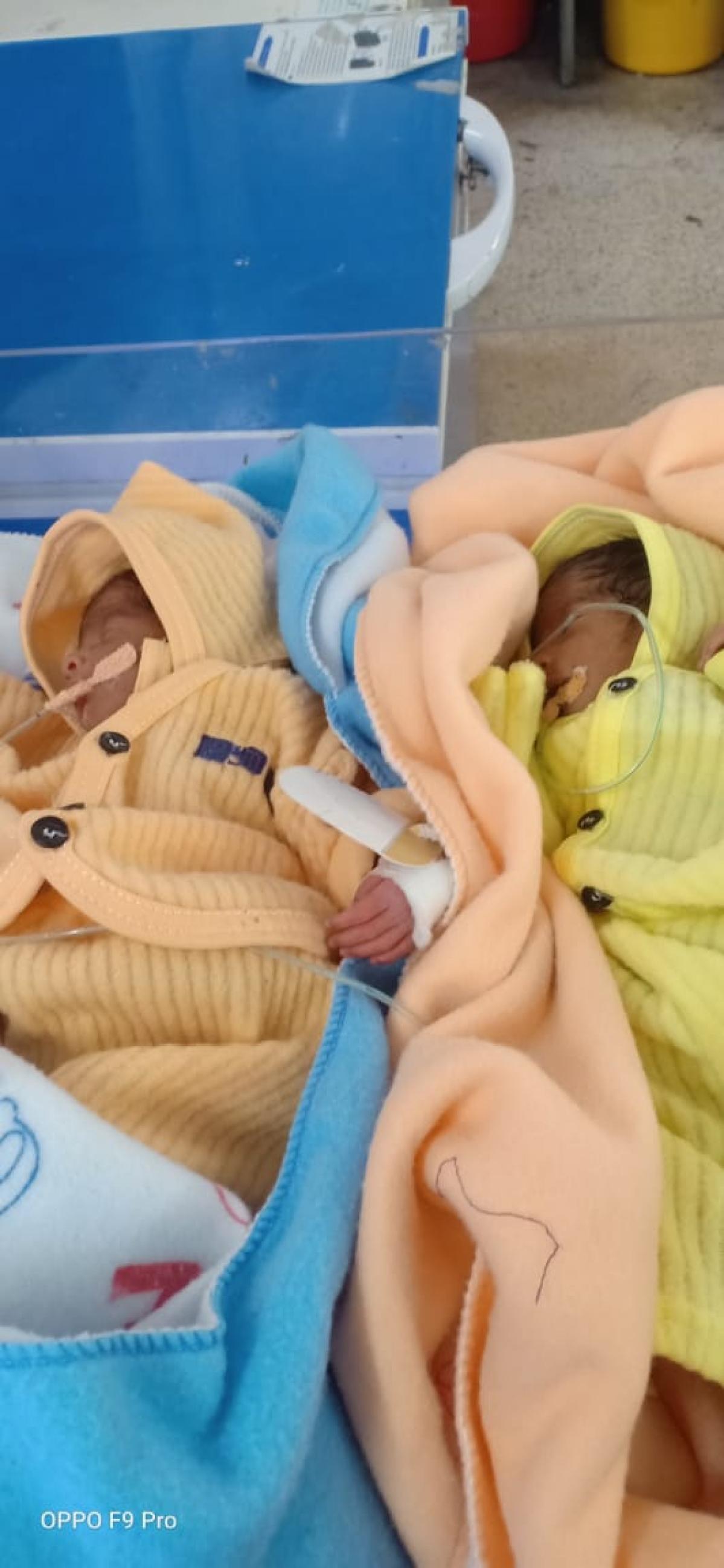 Babies at MYH
