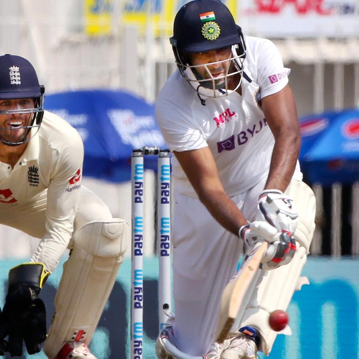 Ind vs Eng, 2nd Test: Mohammad Siraj celebrates R Ashwin's ton