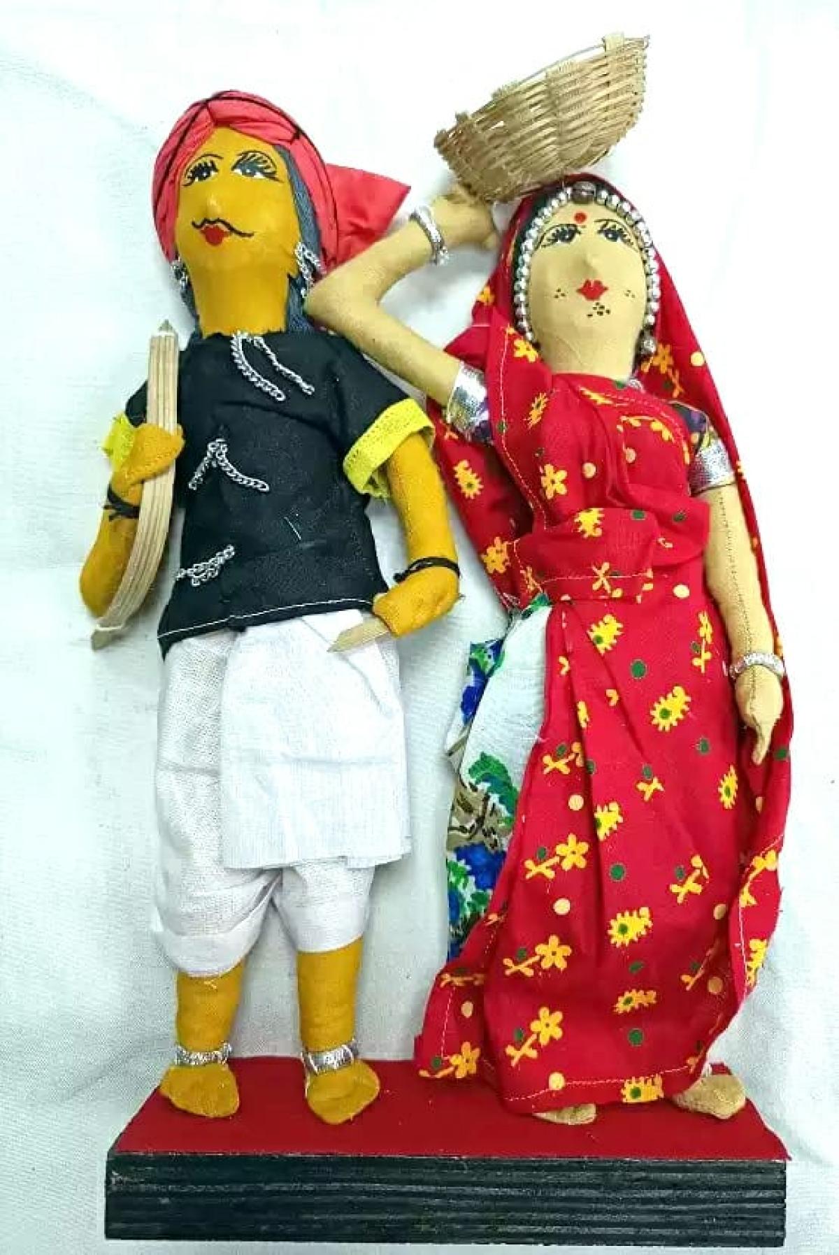 Madhya Pradesh: Geographical Indication tag for Jhabua's Adivasi Gudiya Hastashilp soon